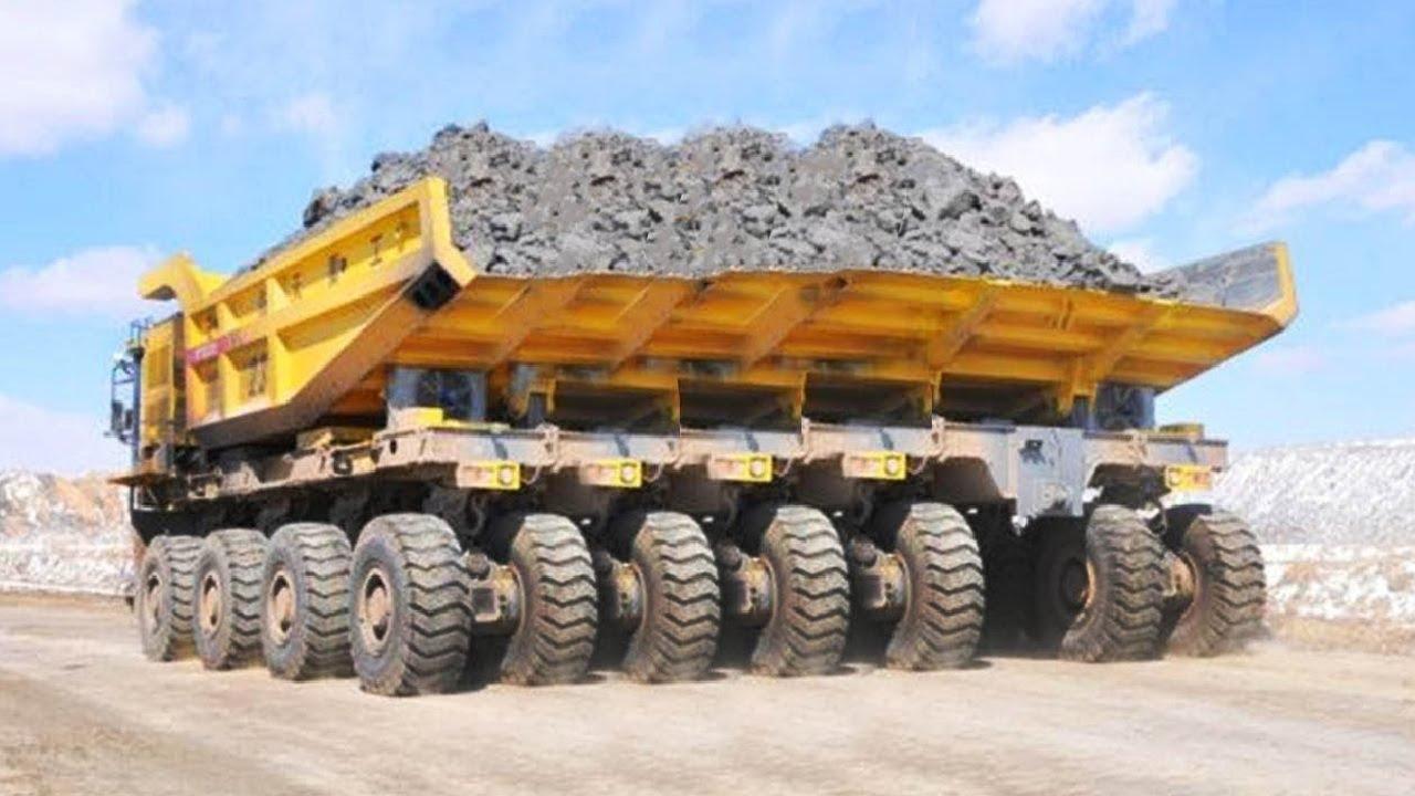 10 Extreme Dangerous Maximum Dump Truck Operator Skill Biggest Heavy Equipment Machines Working Youtube