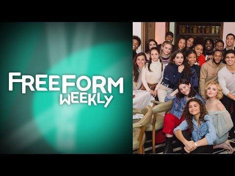 Freeform Weekly Episode 12 Talking 'Grown-ish' & the Premiere of 'Beyond'! - Freeform Weekly