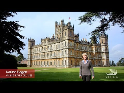 Viking Cruises: Highclere Castle