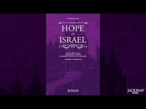 Hope Of Israel Arr. By T. Chemain Evans