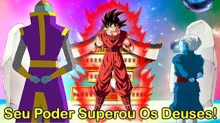 Goku se transforma em algo surpreendente   explicação e hipotése