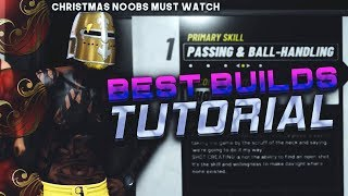 NBA2K19 DEMIGODS🧀: BEST BUILDS in NBA 2K19 for every POSITION & ARCHETYPE | BEST BUILD TUTORIAL