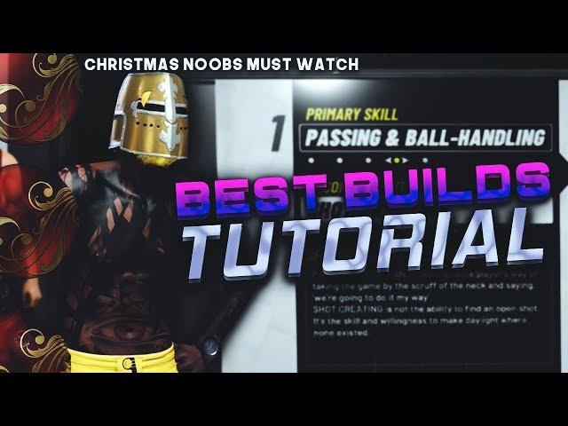 best nba 2k19 build