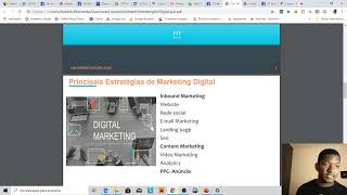 Consultoria de Marketing Digital  online para pequenas e medias empresas