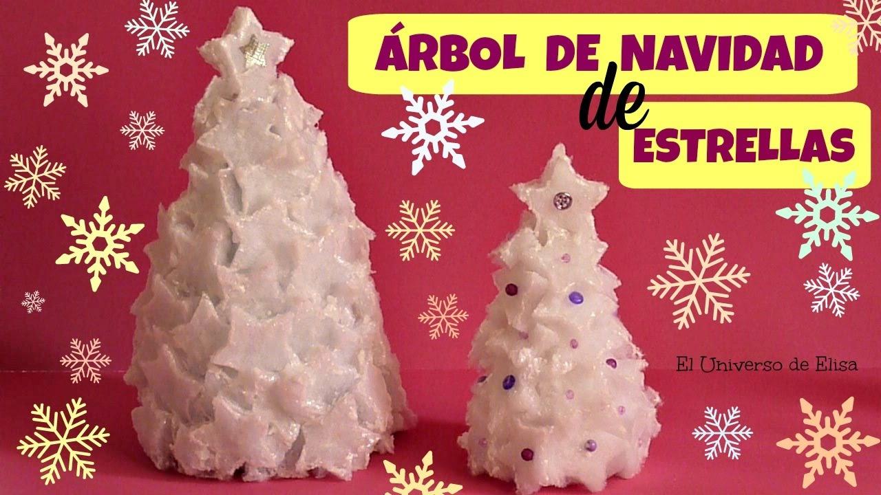 Diy manualidades navide as f ciles c mo hacer un rbol - Arboles de navidad manualidades navidenas ...
