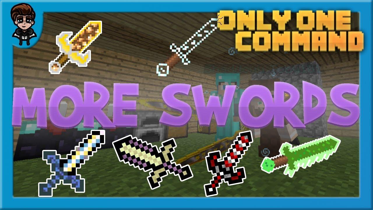 more swords command