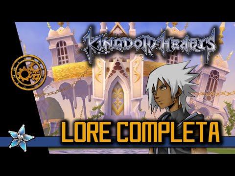 Il Tradimento di Xehanort - KINGDOM HEARTS STORIA & LORE COMPLETA II (Union X, Birth By Sleep, 3)