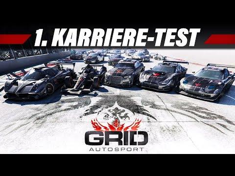 Eine neue Racer-Karriere? – Let's Play GRID Autosport Deutsch | 4K Gameplay German