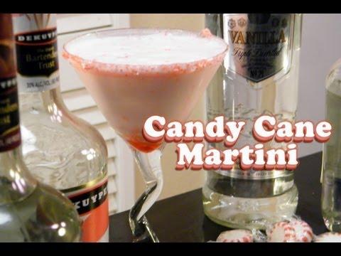 Candy Cane Martini - TheFNDC.com