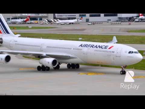 Air france fleet