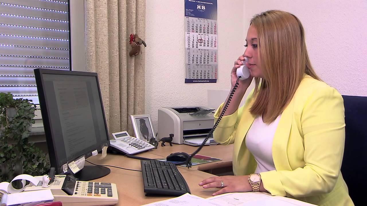 Bürokaufmann Für Büromanagement