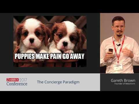 Gareth Brown - The Concierge Paradigm