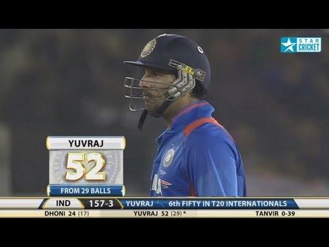 India Vs Pakistan 2nd T20 Full Match Highlights - 28/12/2012 thumbnail
