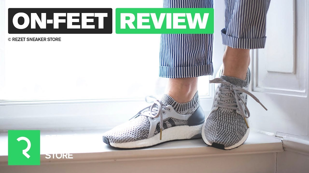 sports shoes bac1f cea98 On-feet review - adidas UltraBOOST X