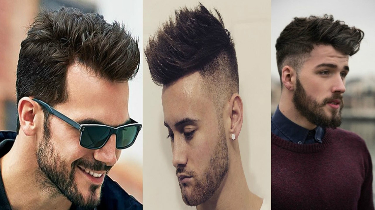 The Most Newest And Top Hairstyle For Men 2017 2018: Top 5 New Sexiest Undercut Hairstyles For Men 2017-2018