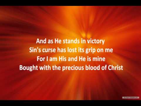 In Christ Alone with Lyrics by Owl City