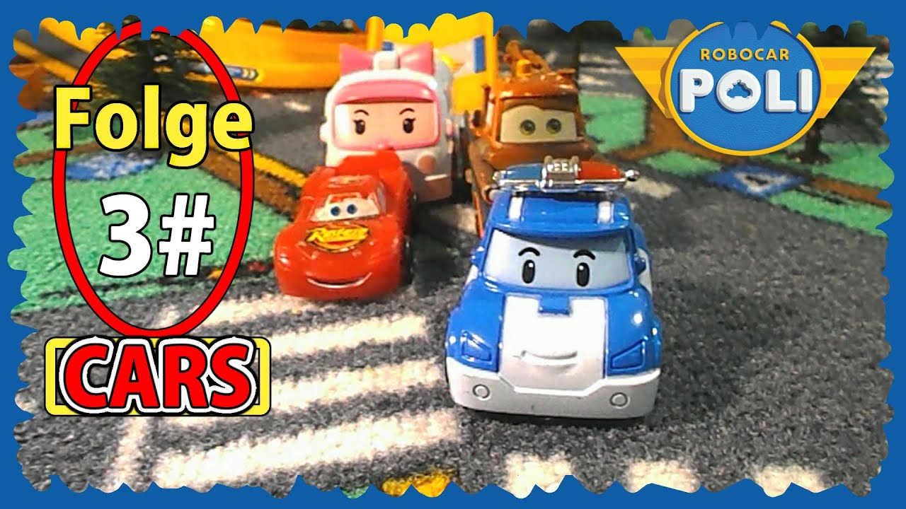 robocar poli deutsch cars 2 kinderfilm deutsch folgen lightning mcqueen car toys cartoon youtube. Black Bedroom Furniture Sets. Home Design Ideas