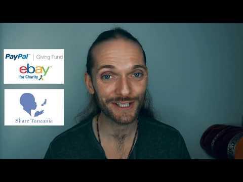 SHARETANZANIA WON the Top Small Charity Award Ebay/Paypal giving fund 2017! THANKYOU!