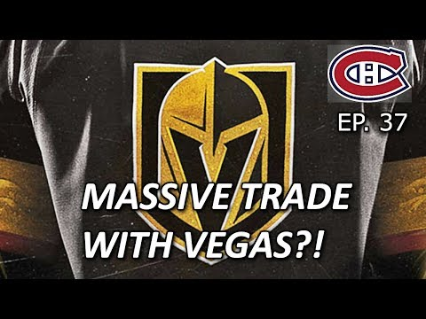 "NHL 19 Franchise Mode - Montreal Canadiens Ep. 37 - ""TRADING FOR A FRANCHISE PLAYER?!"""