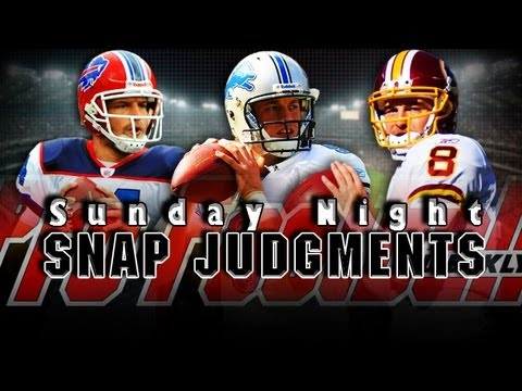 Are Rex Grossman and the Washington Redskins playoff contenders?