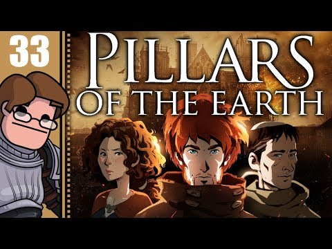 Let's Play Ken Follett's The Pillars of the Earth Part 33 - Outlaws