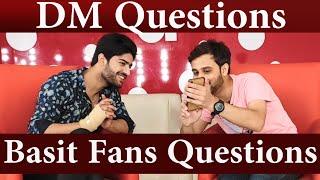 Abdul Basit Rind | Abdul Basit | Basit Rind | DM Questions | Basit Fans Questions | Game  Show Vlogs
