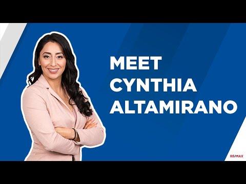 Meet Our Agent: Cynthia Altamirano