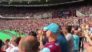 Andy Carroll goal versus Juventus Fc