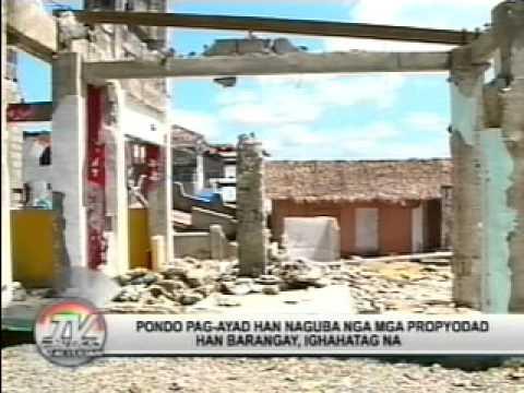 TV Patrol Tacloban - November 28, 2014