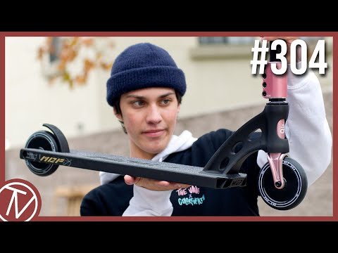 Custom Build #304 (ft. Nate Pena) │ The Vault Pro Scooters