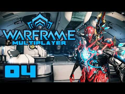 Let's Play Warframe Multiplayer - Part 4 - The Redeemer Is Nuts