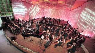Raimonds Pauls un LSO - Theme for piano and choir Ave Sol / Tēma klavierēm un korim Ave Sol
