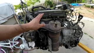 04  camry engine swap (apply to all camry 2AZFE from 02 t0 2011)