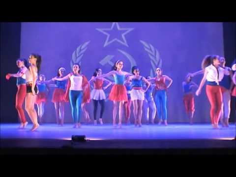 Download dance TURNING POINT 2012 go west