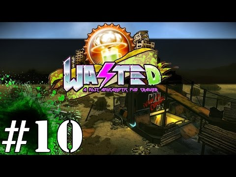 Wasted Gameplay / Let's Play (Adult Swim) - Part 10