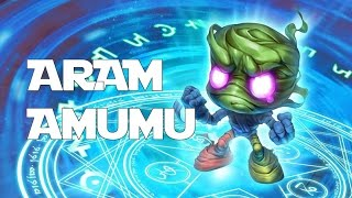 League of Legends - ARAM - Amumu