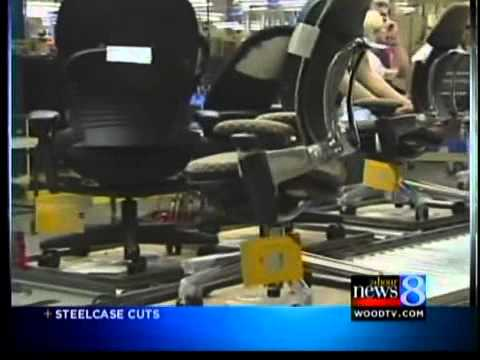 Steelcase to cut 400 Kentwood jobs