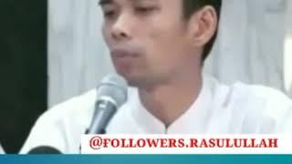 BOLEHKAK MENYATAKAN CINTA DALAM ISLAM | USTADZ ABDUL SOMAD LC.MA