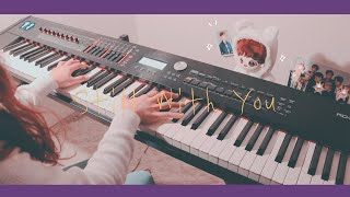 BTS (방탄소년단) Jungkook (정국) - Still With You Piano Cover