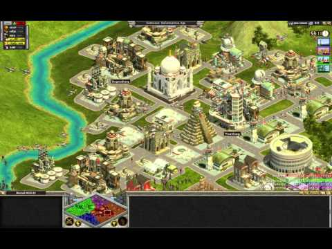 Rise of Nations: Germans has the power of industry, really