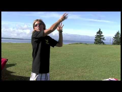 Kite Surfing - New Brunswick, Canada