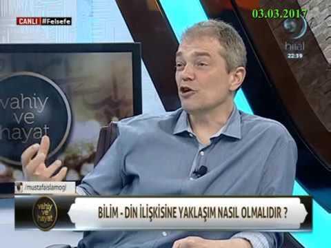 Din Bilim Felsefe İlişkisi Nasıl Olmalıdır ? / Mustafa İslamoğlu / Caner Taslaman