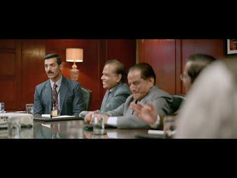 Parmanu: The Story Of Pokhran   Drama Scene   Hindi Movie  John Abraham, Boman Irani