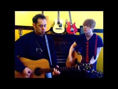 I'm yours- Jason Mraz. Benjamin and Ted Wolff von Selzam Father son cover