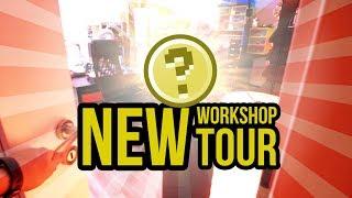 500th VIDEO BONUS: My new workshop tour