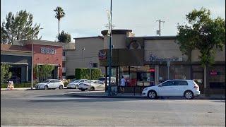 Los Angeles LIVE Exploring North Hollywood to Studio City \u0026 Universal Studios City Walk (Part 2)