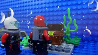 Lego Underwater World