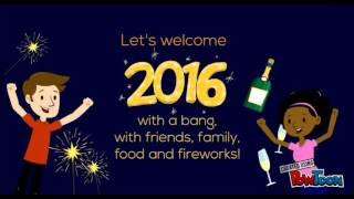 Happy new year 2016 from Kvreddy 1