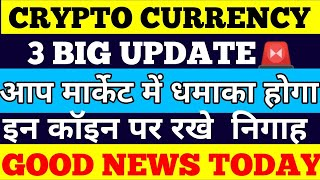 Today cryptocurrency news