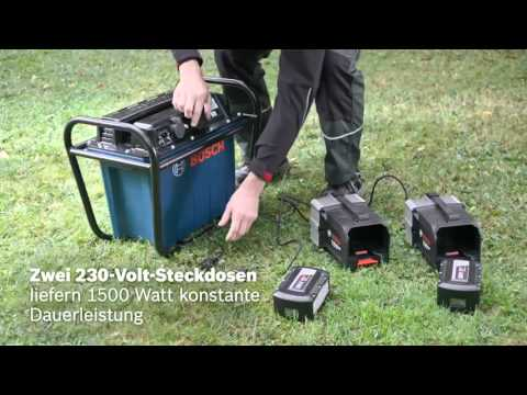 Bosch #3 GEN 230 V 1500 Professional Power Unit